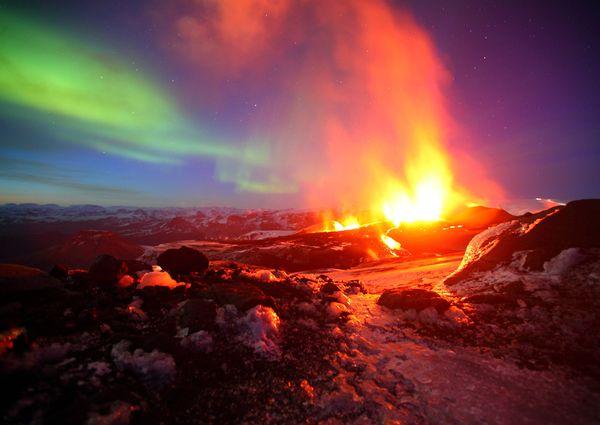 aurora-southern-iceland 41715 600x450